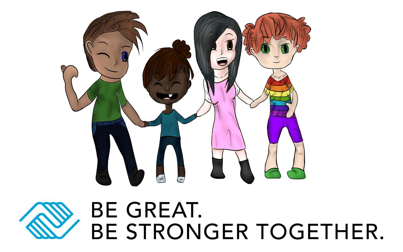 Be Stronger Together