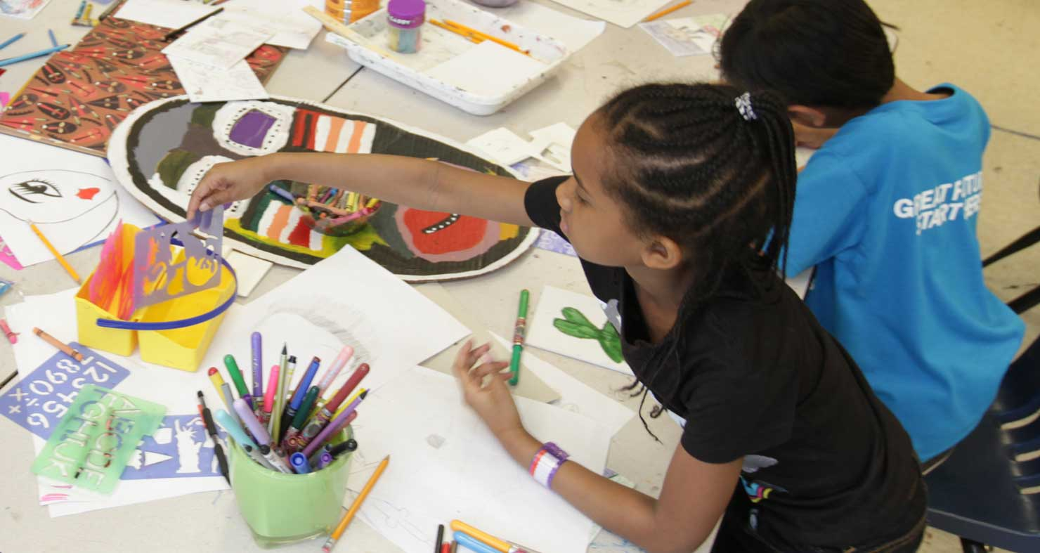 Boys and Girls Clubs of America Arts Programs